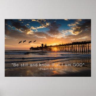 まだあり、私が神であることを知って下さい ポスター