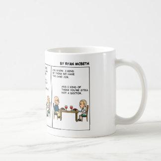 まだない医者 コーヒーマグカップ