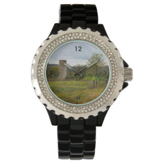 まだサイロの立場 腕時計