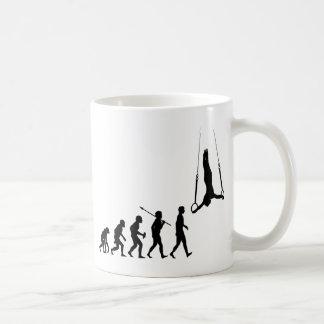 まだリング コーヒーマグカップ