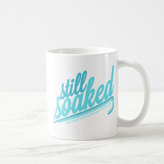まだ浸される コーヒーマグカップ