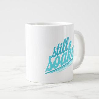 まだ浸される ジャンボコーヒーマグカップ