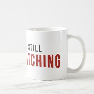 まだ監視NETFLIX コーヒーマグカップ