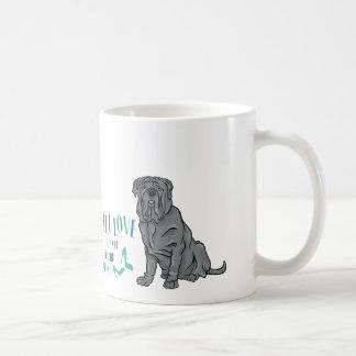 まだ私のマスティフv1を愛して下さい コーヒーマグカップ