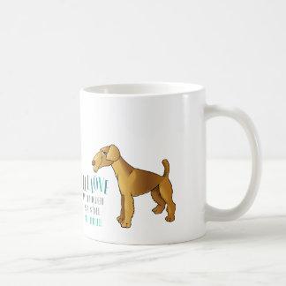 まだ私のAiredaleテリアv1を愛して下さい コーヒーマグカップ