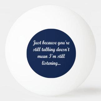 まだ話す演劇|のおもしろいな引用文の冗談のおもしろいのユーモア 卓球ボール