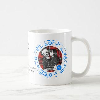 まだHanginのモットーのマグ! コーヒーマグカップ