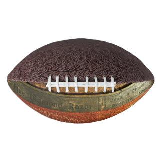 まっすぐなかみそりのコレクターのギフト! かみそり箱 アメリカンフットボール