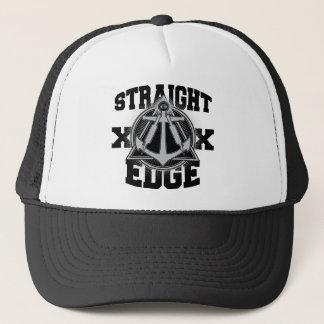 まっすぐな端のコンパスの帽子 キャップ