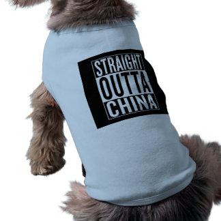 まっすぐなouttaの中国 ペット服