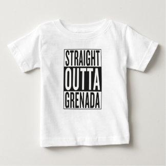 まっすぐなouttaグレナダ ベビーTシャツ