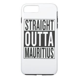 まっすぐなouttaマリシャス iPhone 8 plus/7 plusケース