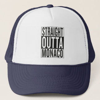 まっすぐなouttaモナコ キャップ