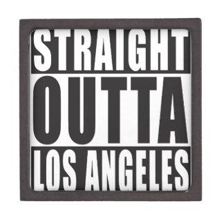 まっすぐなOuttaロサンゼルス ギフトボックス