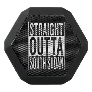 まっすぐなoutta南スーダン ブラックBluetoothスピーカー