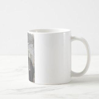 まっすぐのクレイグのpiloの広告宣伝のzazzleFace コーヒーマグカップ