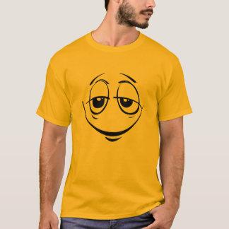 まぬけな注目された顔文字のグループの衣裳 Tシャツ