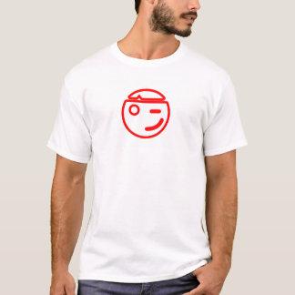 まばたき、まばたき Tシャツ