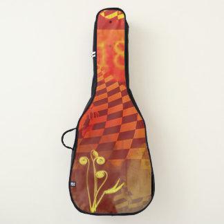 まれにオレンジコラージュ ギターケース