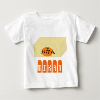 みかんばこロゴ ベビーTシャツ