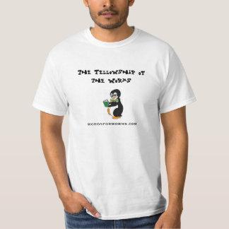 みみずのTシャツの団体 Tシャツ