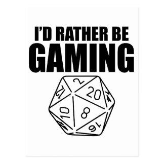 むしろあって下さい賭博(D20)が ポストカード