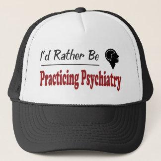 むしろ精神医学を練習しています キャップ