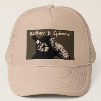 むしろDJ KLASH-GEAR B Spinninの帽子 キャップ
