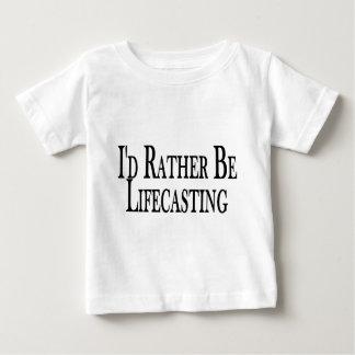 むしろLifecastingがあって下さい ベビーTシャツ