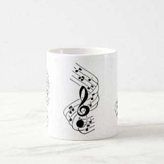 めい想はマグに注意します コーヒーマグカップ
