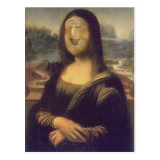 もう一人のモナ・リザ ポストカード