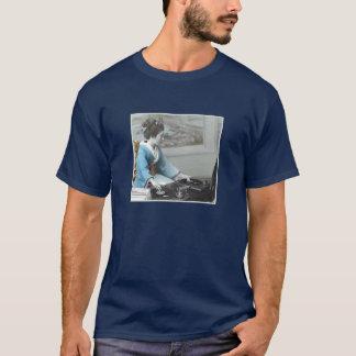 もう一人の芸者DJ Tシャツ