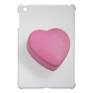 もう一度試のハートキャンデー iPad MINI カバー