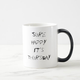 もちろん|幸せ|It' s|木曜日|-|爪、ネイル|傷付けられる|メッセージ コーヒーマグ