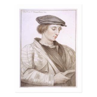 もっとフランチェスコBartolozzi (1727-1年著刻まれるジョン ポストカード