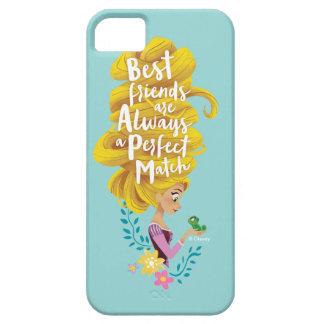 もつれさせた| Rapunzel -完全なマッチ iPhone SE/5/5s ケース