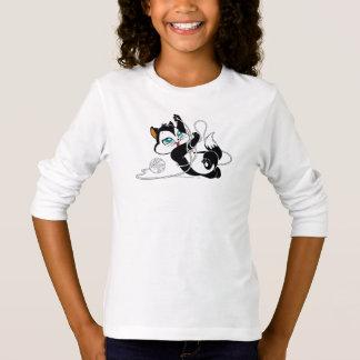 もつれるPussyfoot Tシャツ