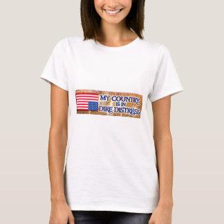 ものすごい苦脳 Tシャツ