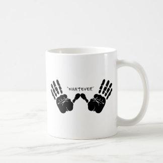 ものは何でも コーヒーマグカップ