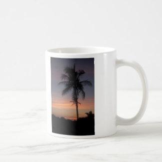 やしたそがれ、沼沢地の国立公園 コーヒーマグカップ