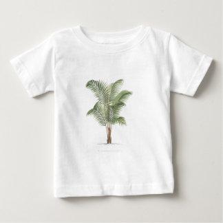 やしイラストレーションシリーズ-プレート25 ベビーTシャツ