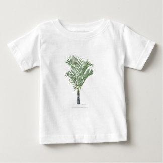 やしイラストレーションシリーズ-プレート2 ベビーTシャツ