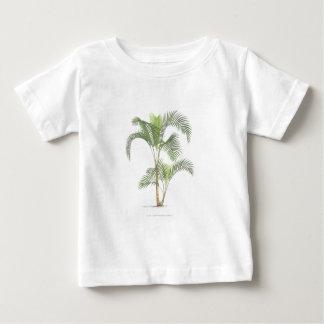 やしイラストレーションシリーズ-プレート4 ベビーTシャツ
