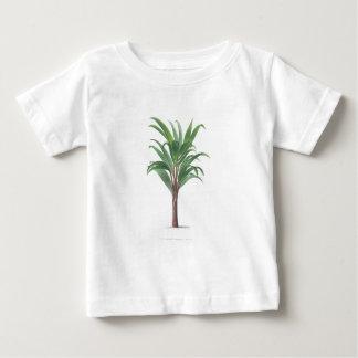 やしイラストレーションシリーズ-プレート5 ベビーTシャツ