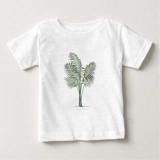 やしイラストレーションシリーズ-プレート6 ベビーTシャツ