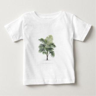 やしイラストレーションシリーズ-プレート7 ベビーTシャツ