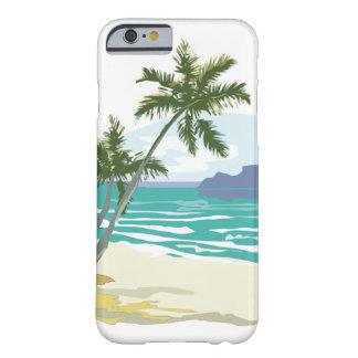 やし、海及び山 BARELY THERE iPhone 6 ケース