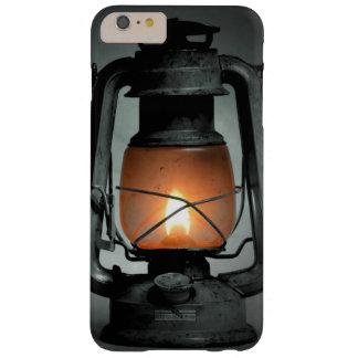 、やっとそこにと石油ランプのiPhone 6/6s Barely There iPhone 6 Plus ケース