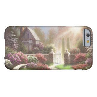 やっとそこの庭のiPhone6ケースのコテージ Barely There iPhone 6 ケース