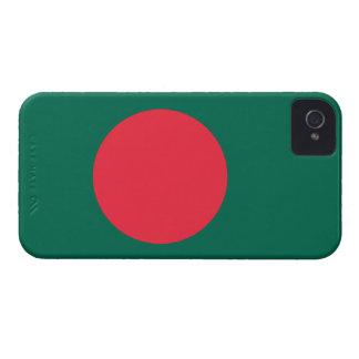 やっとバングラデシュの旗のThere™のiPhone 4 Cas Case-Mate iPhone 4 ケース